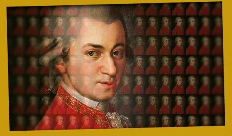 MOZART-NAP 7.: Adagio és Rondo/A-dúr klarinétötös 17:15-18:10h ( Concerto Budapest )