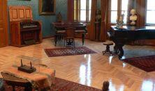 Liszt Múzeum - Matinékoncert: Sveda Brigitta (zongora)