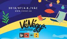 VéNégy Fesztivál 2018.07.05.