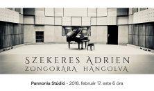 Szekeres Adrien - Stúdió koncert