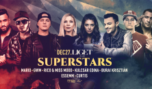 ? SuperStars ? - 12.27.I Liget Club I