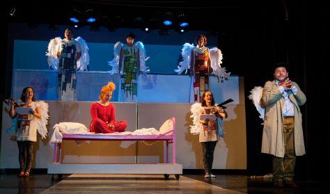 Emília és az angyal... Kolibri 25 - Találkozások január 21-29.