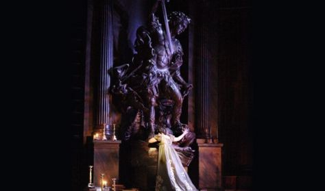 Royal Opera House - Puccini: Tosca (Közvetítés a londoni Royal Operaházból)
