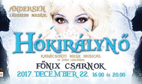 Andersen: Hókirálynő - Karácsonyi mese musical