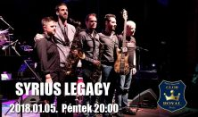SYRIUS LEGACY