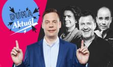 Duma Aktuál Speciál - Hadházi László, Kovács András Péter, Litkai Gergely, Lovász László (TV felv.)