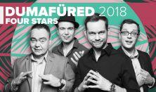 Four stars - Beliczai Balázs, Kertész Ricsi, Kőhalmi Zoltán, Szupkay Viktor