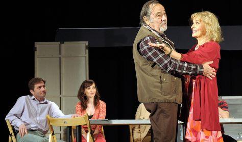 Bengt Ahlfors: Színházkomédia