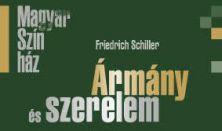 Schiller: ÁRMÁNY ÉS SZERELEM