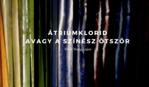 Parti Nagy Lajos: Átriumklorid - avagy a színész ötször