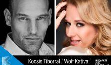Queen koncert Wolf Kati, Kocsis Tibor, Csordás Levente