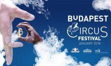 12. Budapesti Nemzetközi Cirkuszfesztivál -