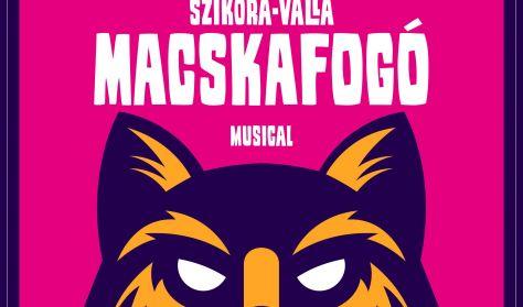 Szikora Róbert - Valla Attila - Macskafogó