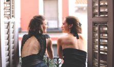 Flamenco y punto