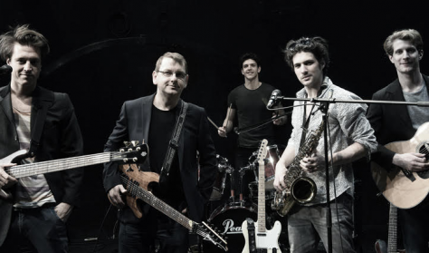 A GRUND - vígszinházi fiúzenekar koncertje