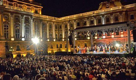 Budavári Palotakoncertek 2018 - Budapesti Operettszínház: Operett Gála - Bor, Dal, Asszony
