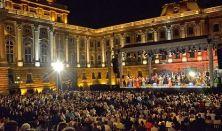 Budavári Palotakoncertek 2018 - Budapesti Operettszínház: Operettgála - Bor, Dal, Asszony