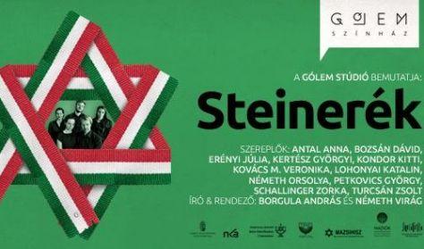 Steinerék 5. rész - A Gólem Stúdió előadása