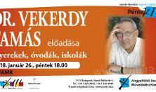 PénteK13 – Dr. Vekerdy Tamás – Gyerekek, óvodák, iskolák