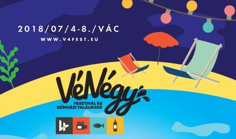 VéNégy Fesztivál Színház 2018.07.06.