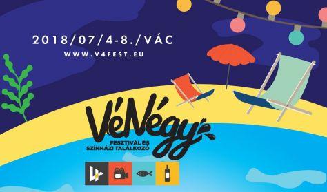 VéNégy Fesztivál VIP 2018.07.07.