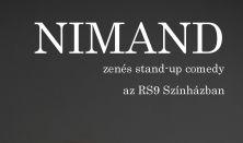 NIMAND - zenés stand-up comedy