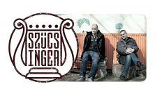SZŰCSINGER - Szűcs Krisztián és Szálinger Balázs zenés irodalmi estje