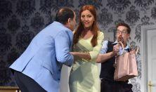 JÖHETSZ, DRÁGÁM! vígjáték két felvonásban Újpest Színház 2018 tavaszi bérlet 2.