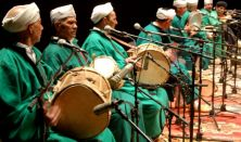 The Master Musicians of Jajouka led by Bachir Attar (MAR)