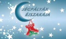 Jégpályák éjszakája - 22:00-01:00 óra