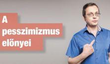 A PESSZIMIZMUS ELŐNYEI - Kőhalmi Zoltán önálló estje