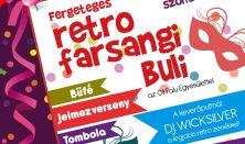 Retro Farsangi party
