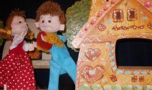Mesék Könyve: JANCSI ÉS JULISKA bábjáték