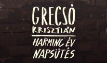Libikóka - Grecsó Krisztián és Hrutka Róbert zenés pódiumestje