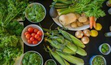 A vegán táplálkozás alapjai főzőtanfolyam 2. rész Kovács Zoltán vegán séffel