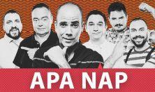 APA NAP - Csenki Attila,Felméri Péter, Kovács András Péter, Szobácsi Gergő, Szupkay Viktor, Tóth Edu