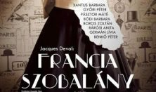 J. Deval: FRANCIA SZOBALÁNY
