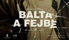 Lőrinczy Attila: BALTA A FEJBE