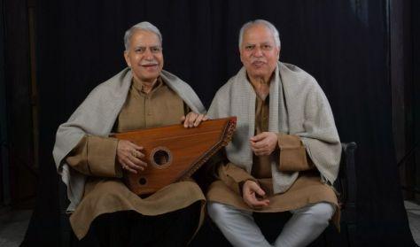 Pandit Rajan és Pandit Sajan Misra - Az Indiai Klasszikus Zene Mesterei XXIV