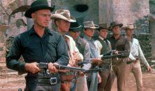 Régmúlt idők mozija - A hét mesterlövész