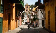 Útibeszámolók - Mátai András: Kolumbia
