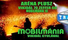 ARÉNA PLUSZ - Vikidál 70/Zeffer 60/Mobilmánia 10
