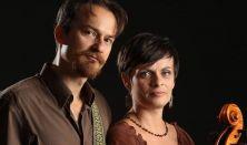Bonyár Judit és Hűvösvölgyi Péter költészetnapi vers-zene- koncertje