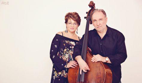 Lakatos Ágnes és Csuhaj-Barna Tibor Voice and Bass, vendég: Ari Erev (ISR)
