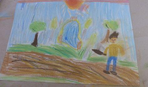Arctájkép - múzeumpedagógia gyereknek