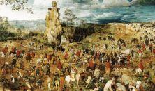 Szakrális művészettörténet - Bruegel: Út a Kálváriára