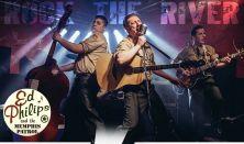 A TRIP bemutatja: Rock the River - Ed Philips and the Memphis Patrol / Guns N' Destruction