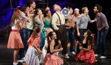 Pannon Várszínház: Egy darabot a szívemből - musical