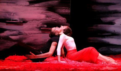 CARMEN - táncjáték két részben - A Pécsi Balett előadása