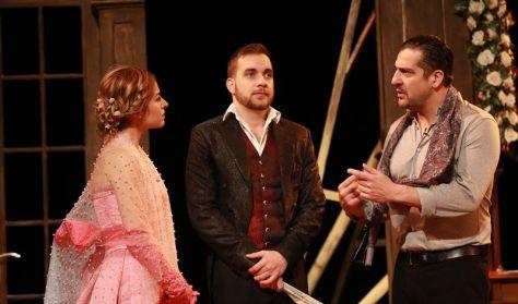 PREMIERAJÁNDÉK - bohózat két részben - A Thália Színház előadása